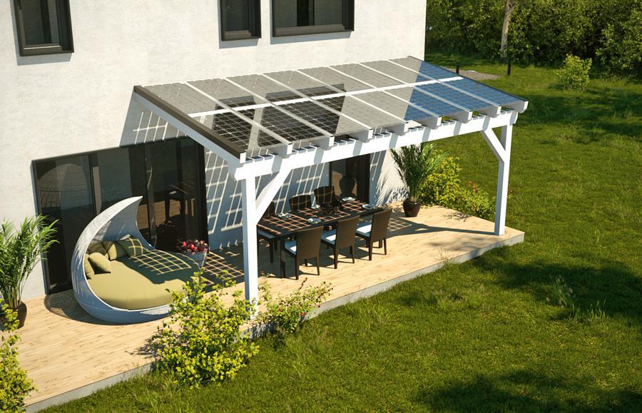 Solardachterrasse kaufen