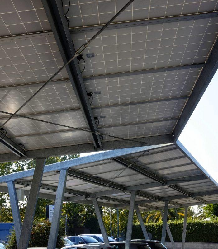 Solarcarport kaufen
